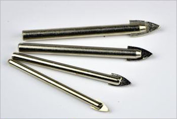 Steel-bonded carbide rods